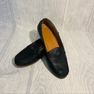 Coach Pebble Leather Loafer